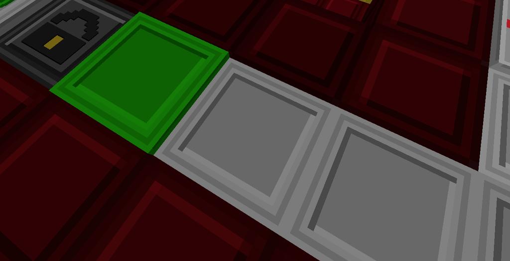 Bloqueado en Minecraft Mapa Miniatura