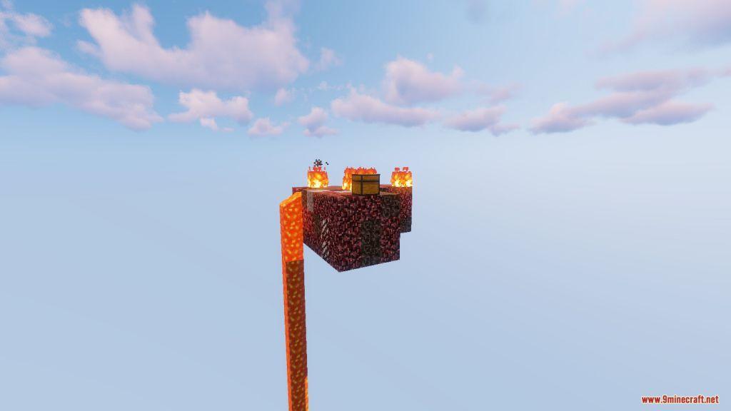 Capturas de pantalla del mapa reinventado de SkyBlock (3)