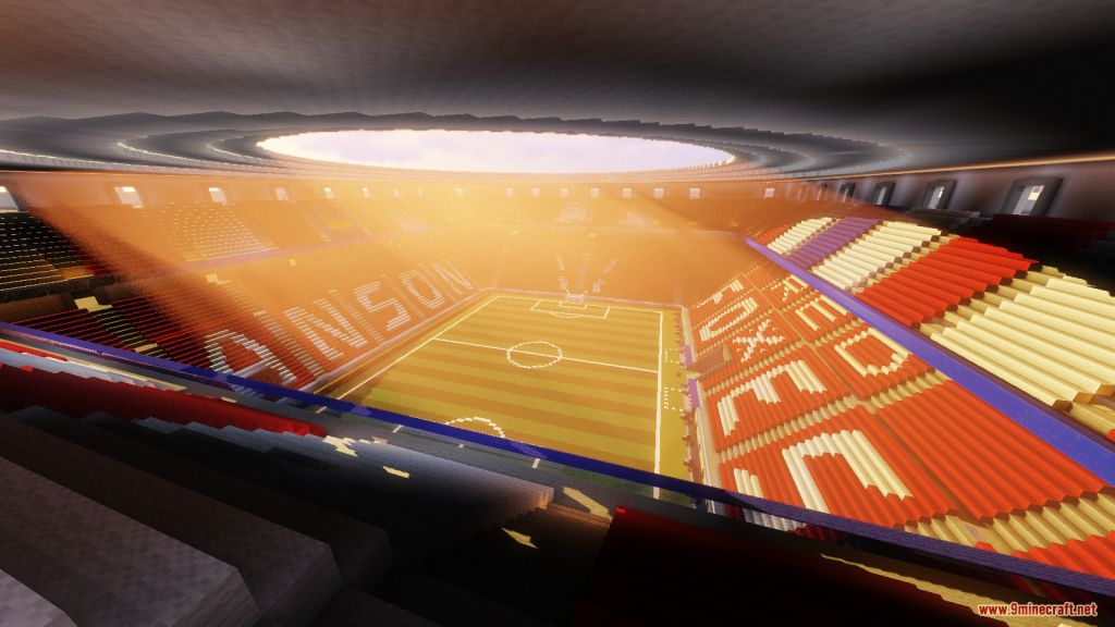 Capturas de pantalla del estadio Cisco Map (1)