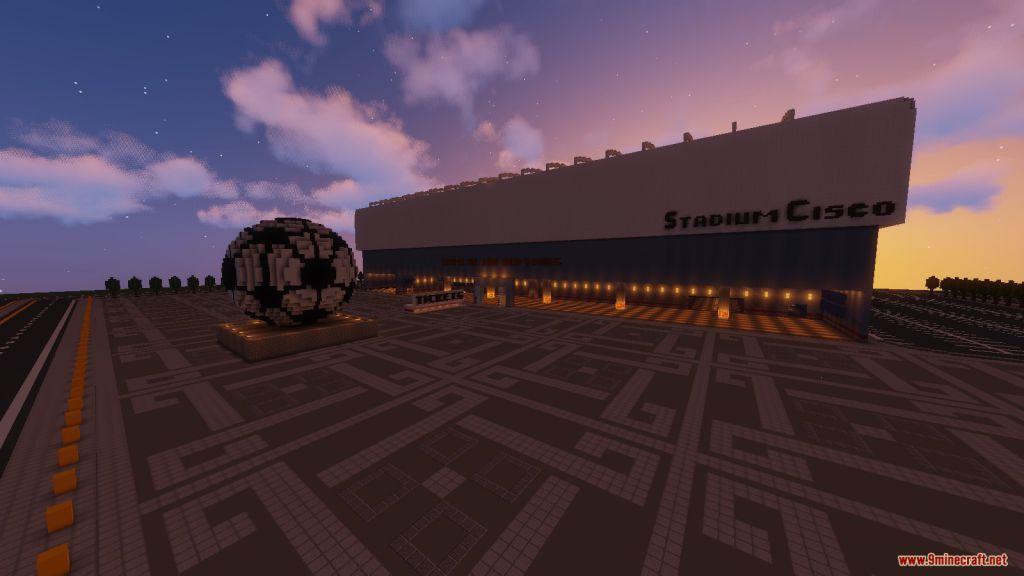 Capturas de pantalla de Stadium Cisco Map (5)