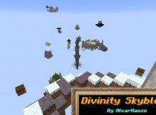 Divinidad SkyBlock Miniatura del mapa