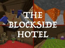 Miniatura del mapa del hotel The Blockside