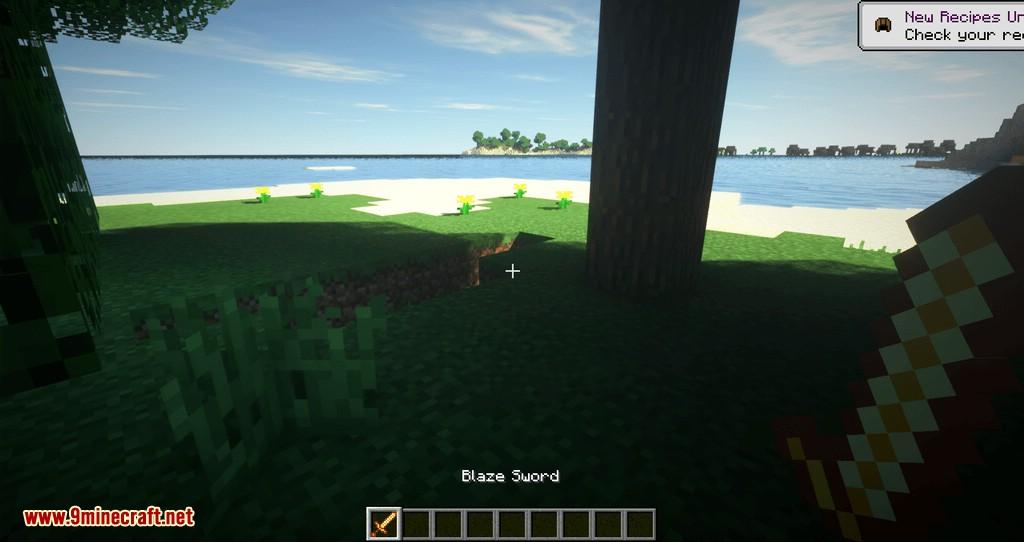 PattysMoreTools 2 mod para minecraft 03
