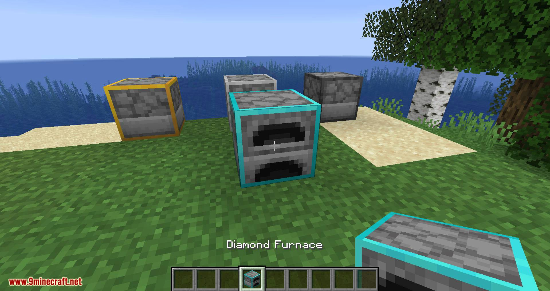 MCFurnace mod para minecraft 02