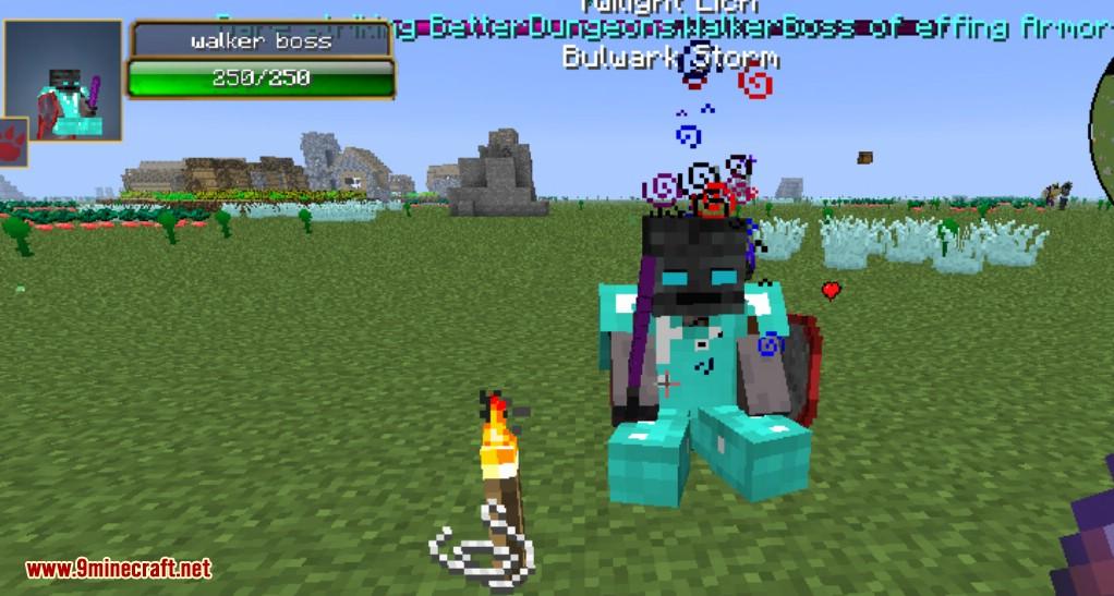 Infernal Mobs Mod Capturas de pantalla 6