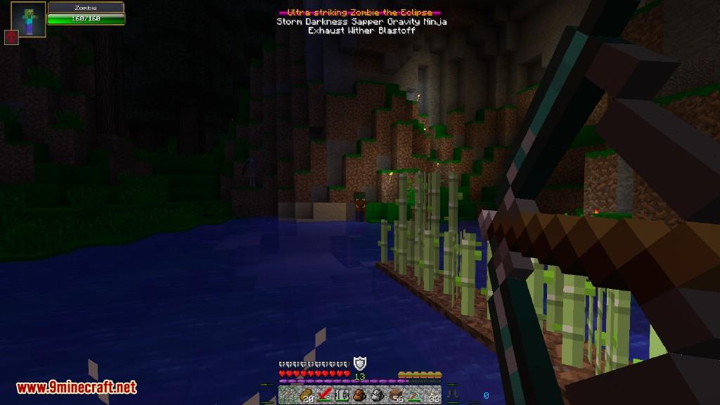 Infernal Mobs Mod Capturas de pantalla 9