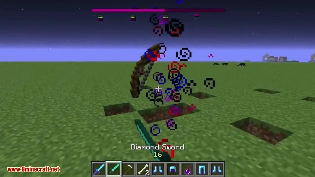 Infernal Mobs Mod Capturas de pantalla 22