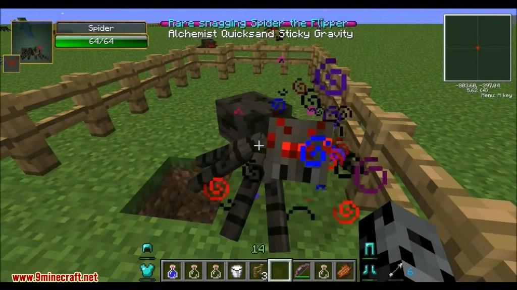 Infernal Mobs Mod Capturas de pantalla 21
