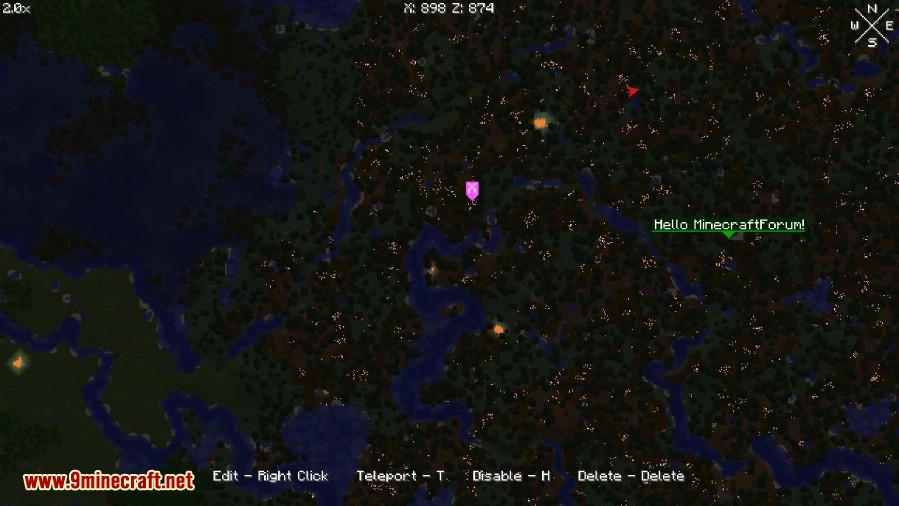 World Map Mod 3