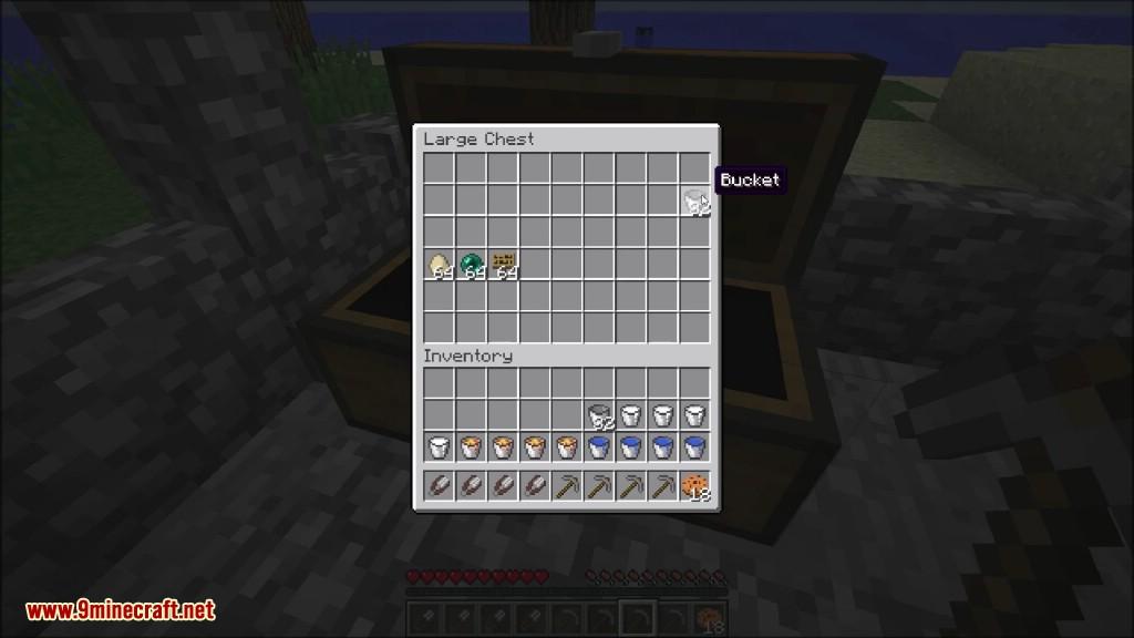 Upsizer Mod Capturas de pantalla 2
