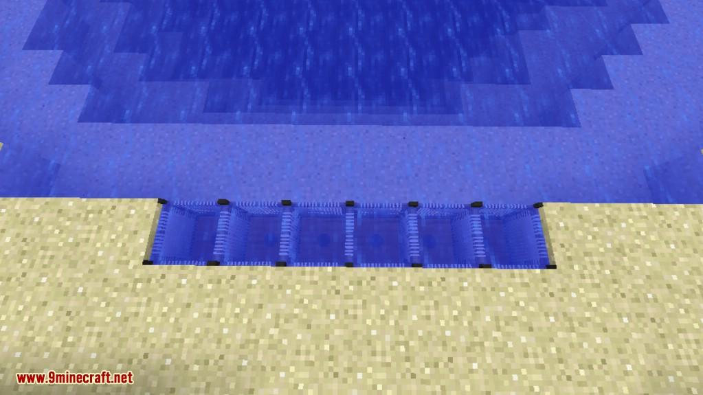 Características del mod de filtro de agua 2