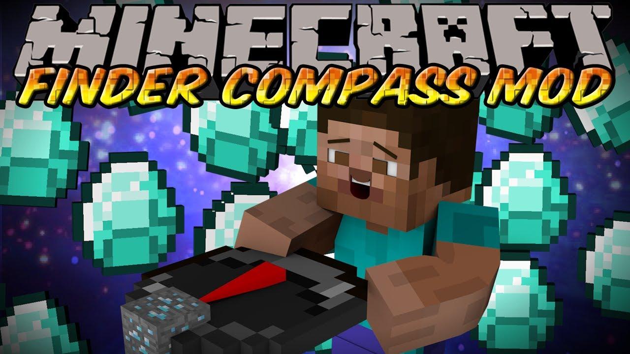 Finder Compass Mod