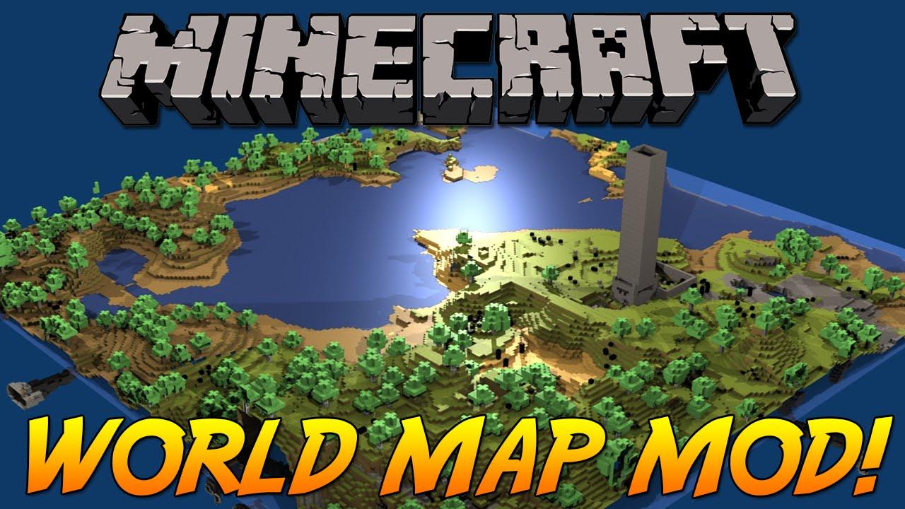 Mod de mapa mundial