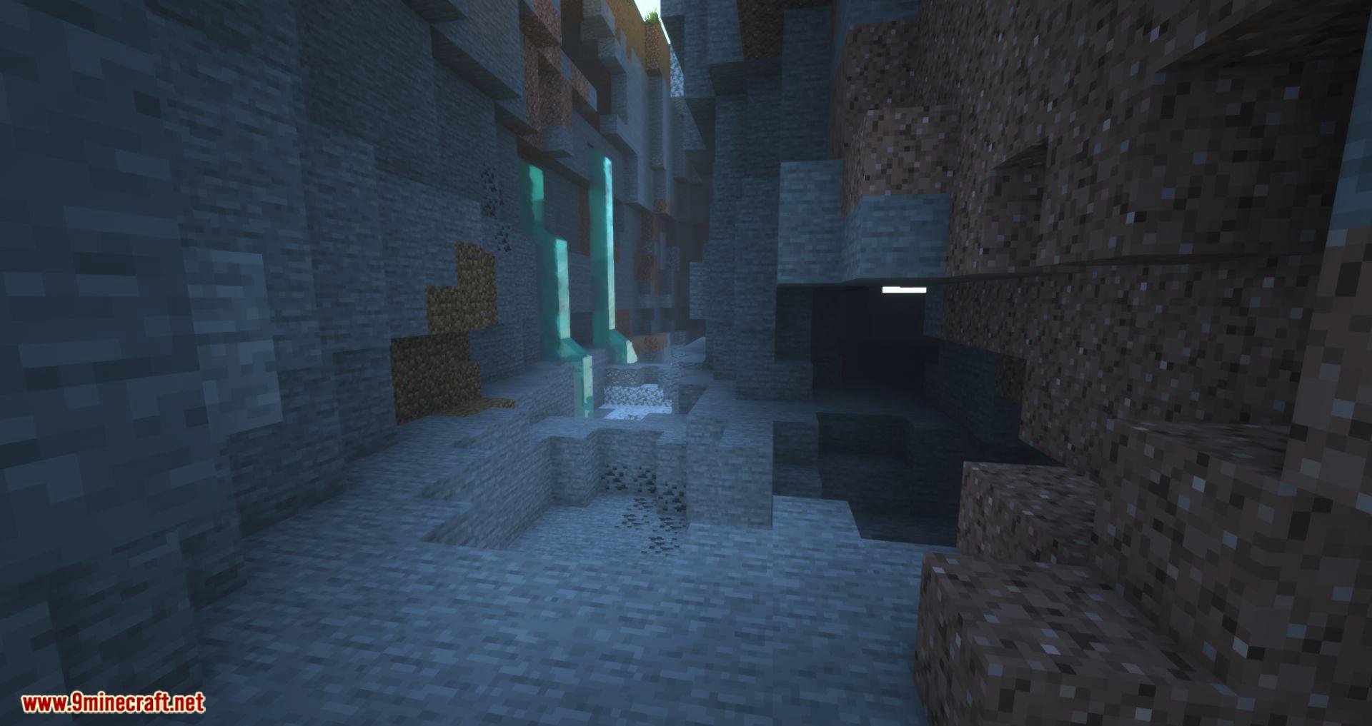 Shaders renovados de SEUS para Minecraft 02