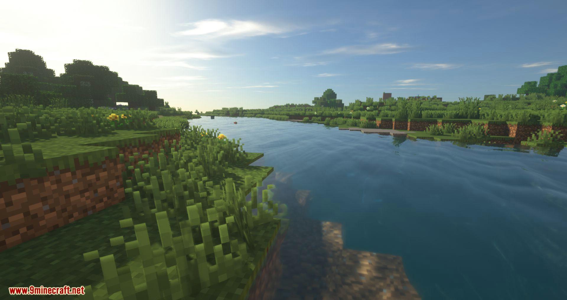 Shaders renovados de SEUS para Minecraft 01