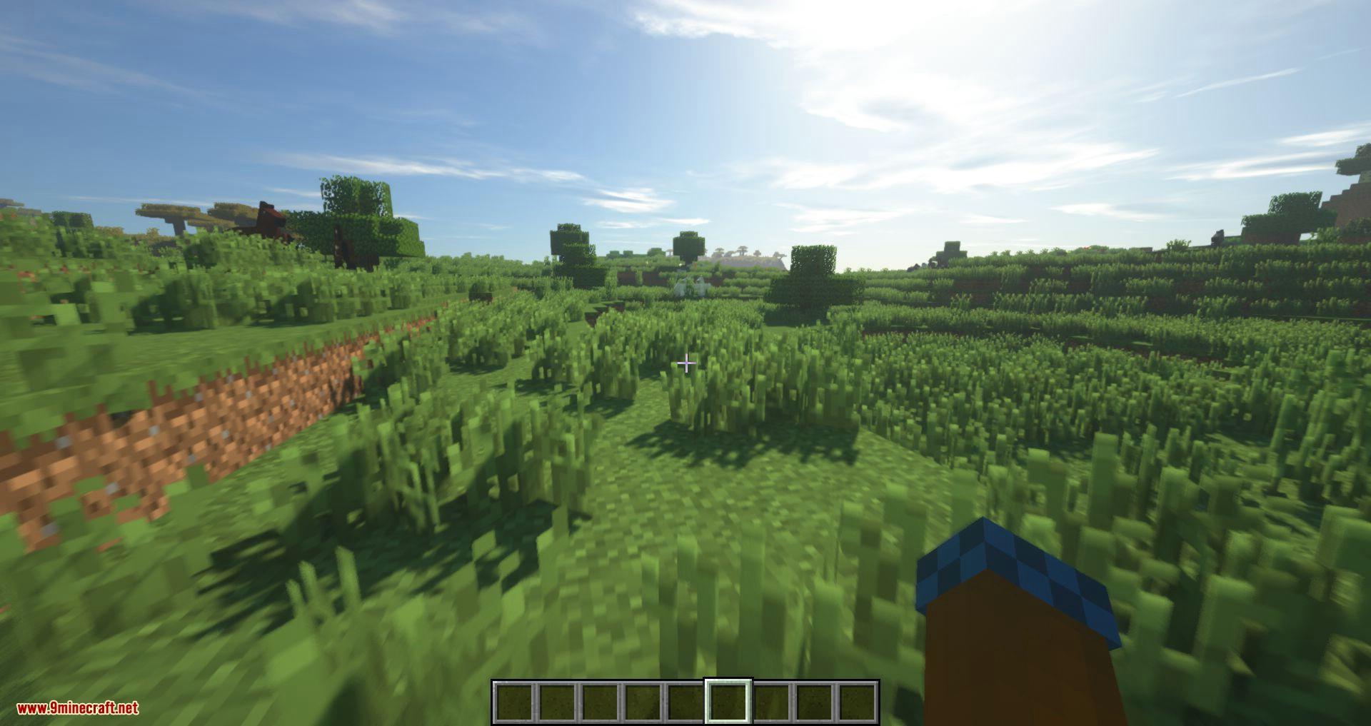 Mod FOV personalizado para minecraft 09