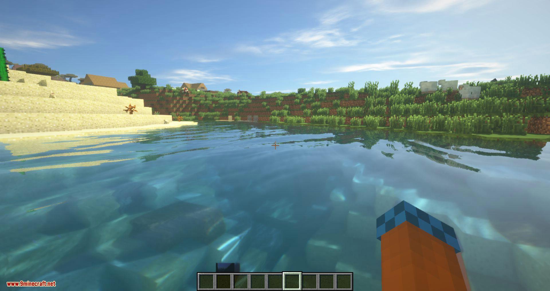 Mod FOV personalizado para minecraft 07
