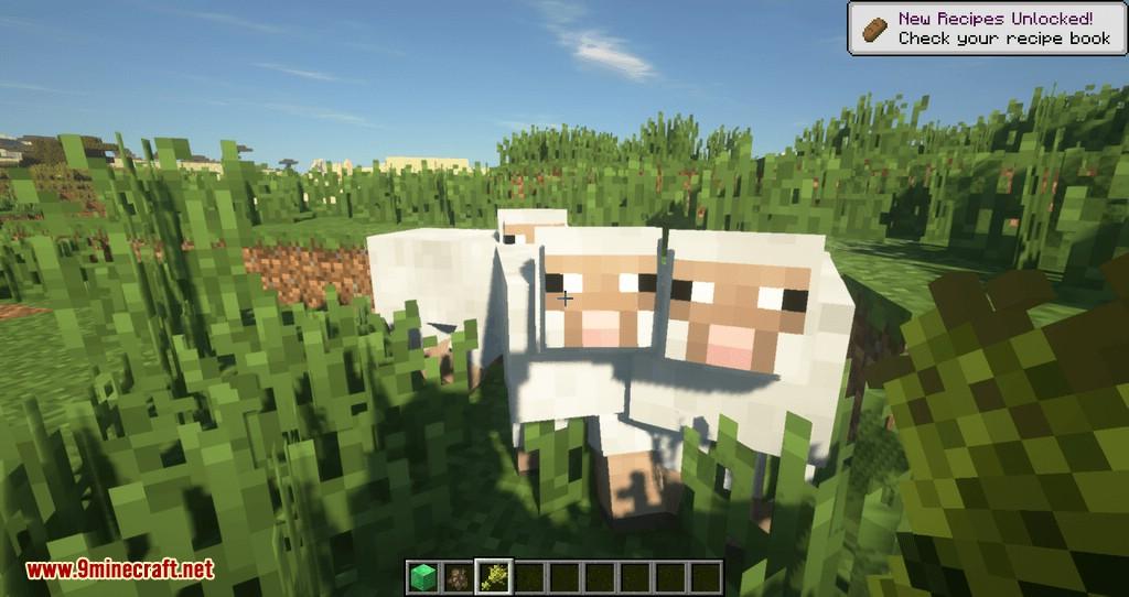 Siguiendo el mod de Villagers para Minecraft 04