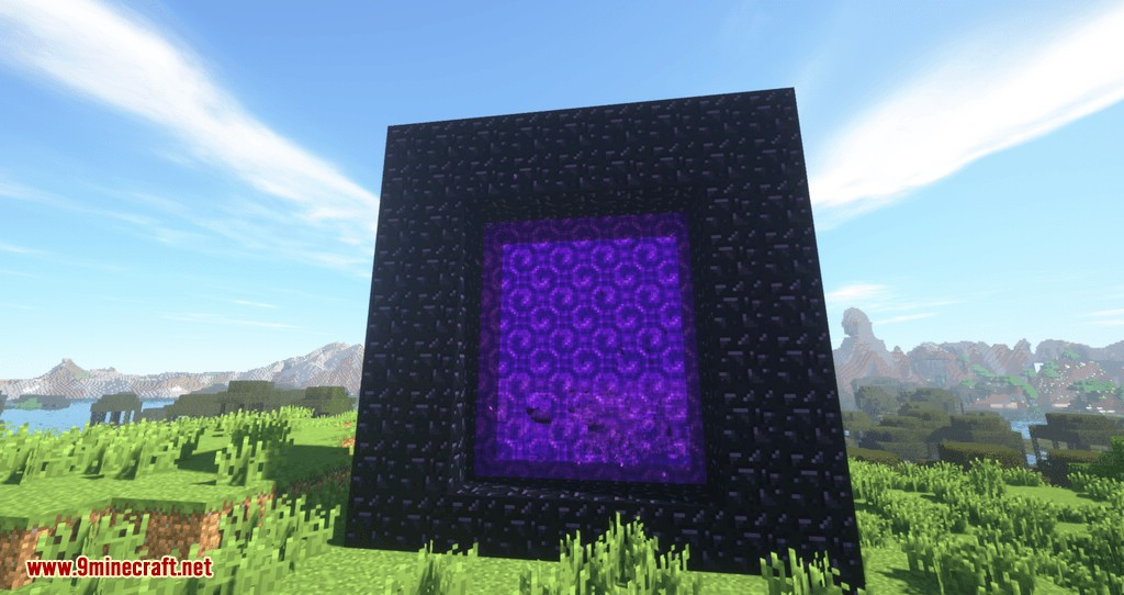 Mod de portal restringido para minecraft 02
