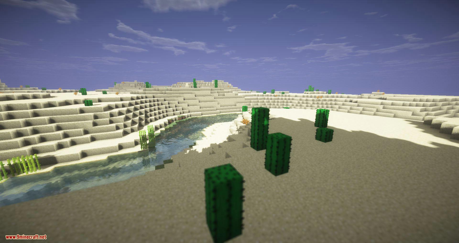 Mod Shaders de Triliton para Minecraft 04