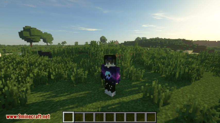 Mod Skins sin conexión para minecraft 06