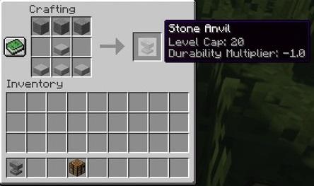 Mod de Yunques extra para Minecraft 20