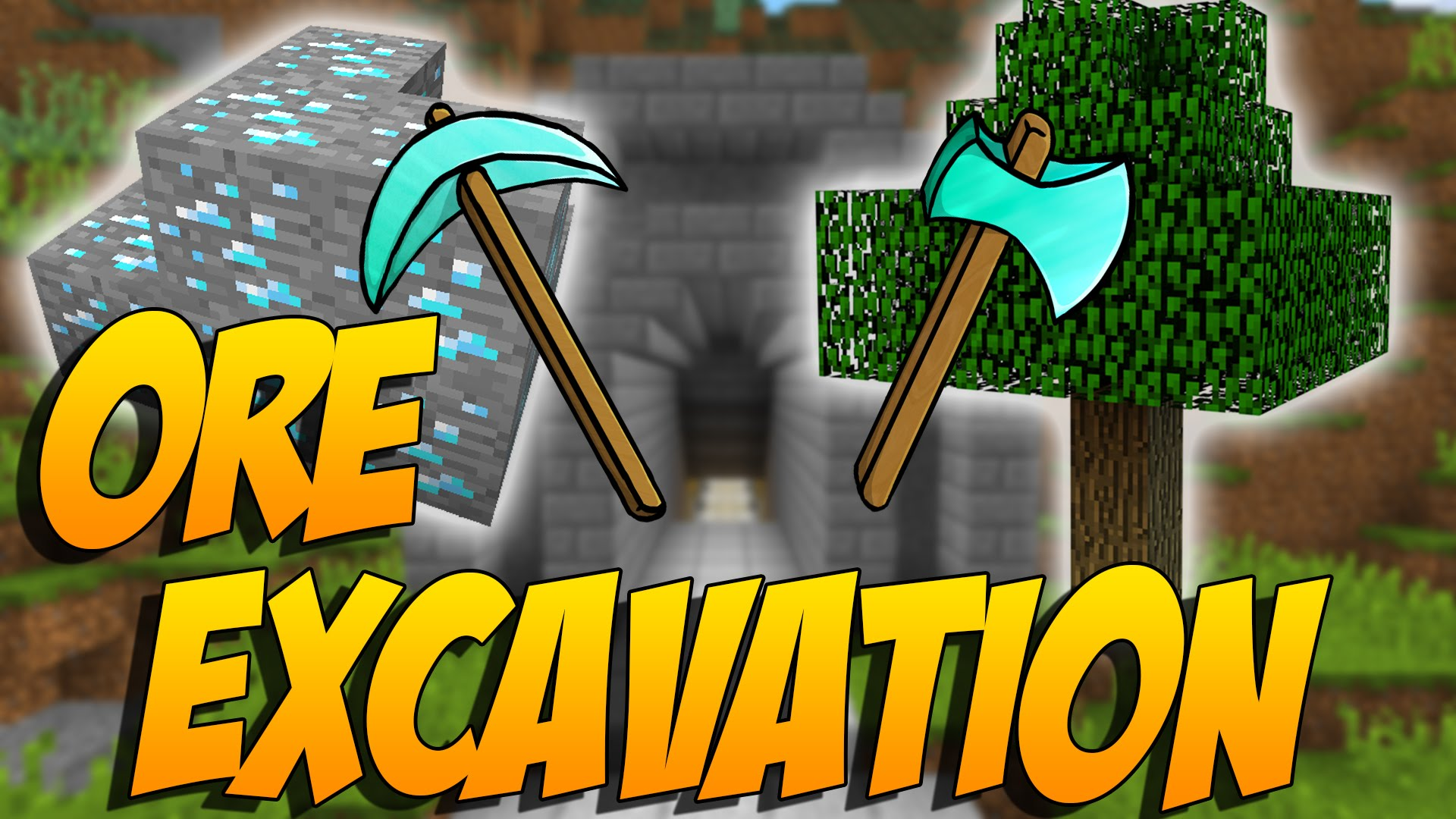 Mod de excavación de mineral