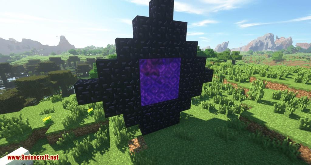 Mod de portal restringido para minecraft 01