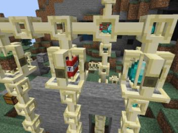 Tubos Reloaded mod para minecraft 22