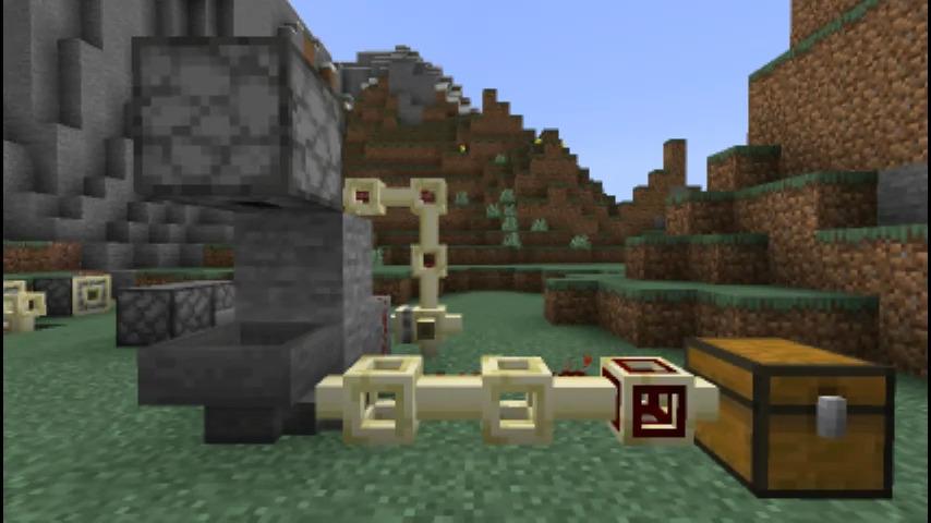 Tubos Reloaded mod para minecraft 24