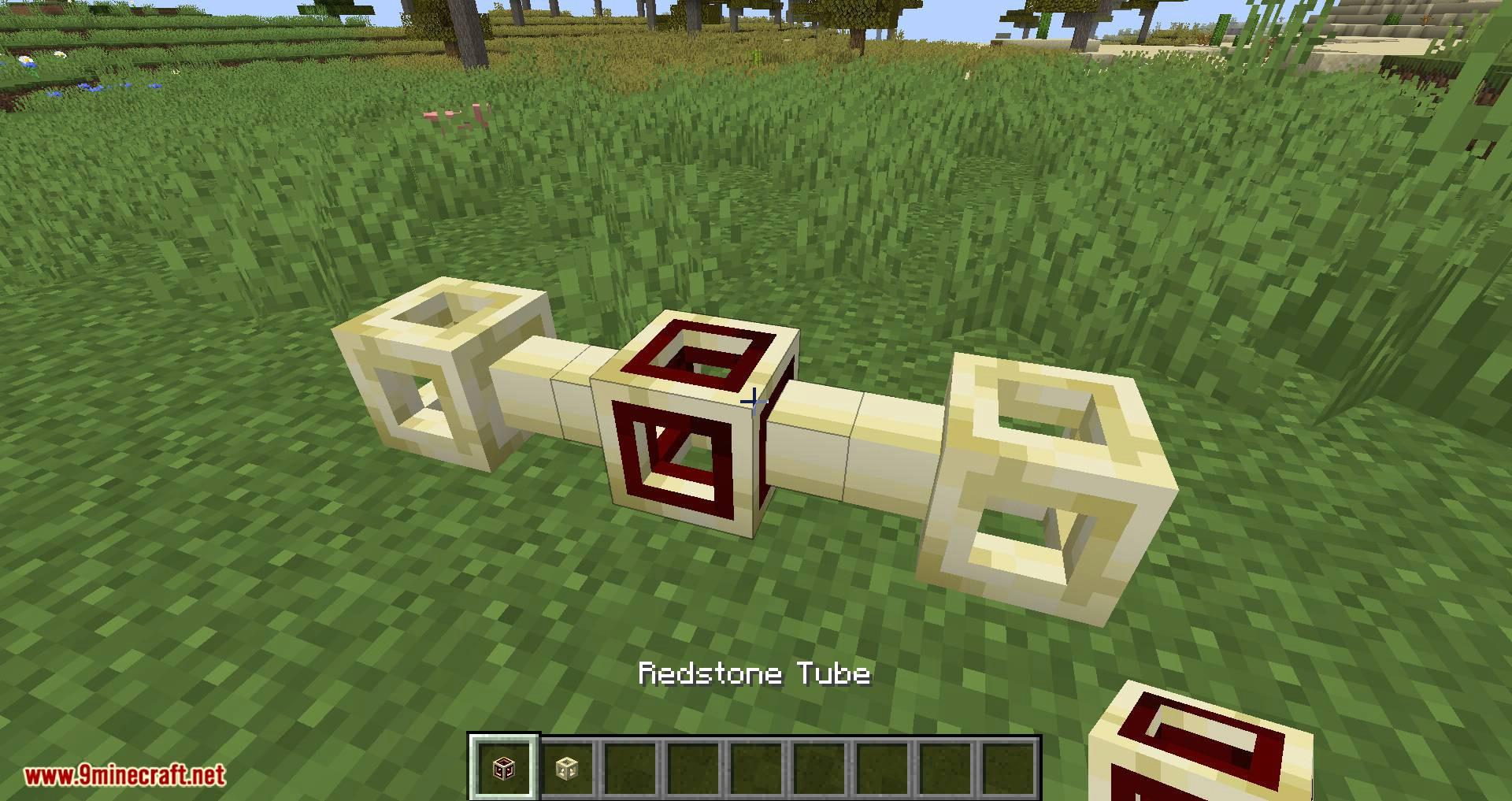 Tubos Reloaded mod para minecraft 05