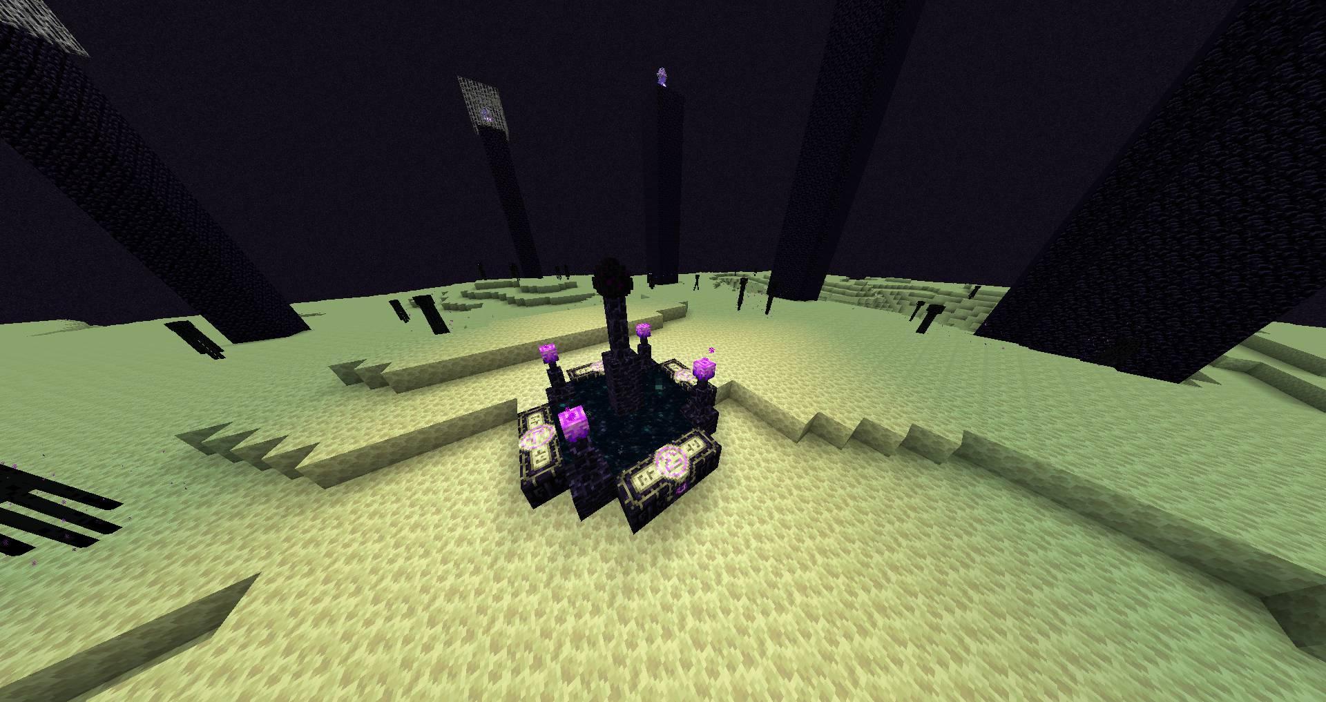 El mod de Expansión Endergetic para Minecraft 21