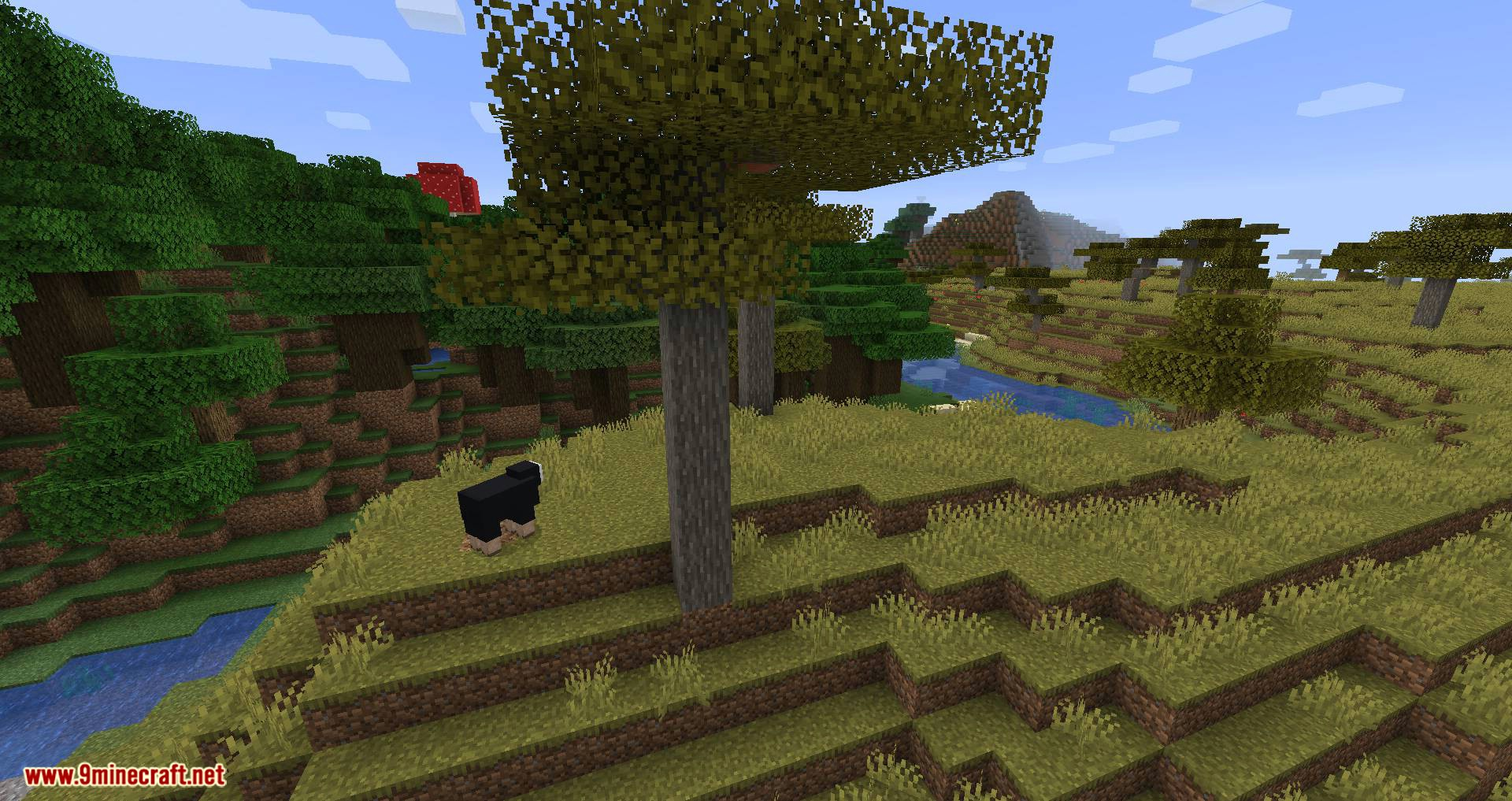 Mod de corteza de árbol para minecraft 02
