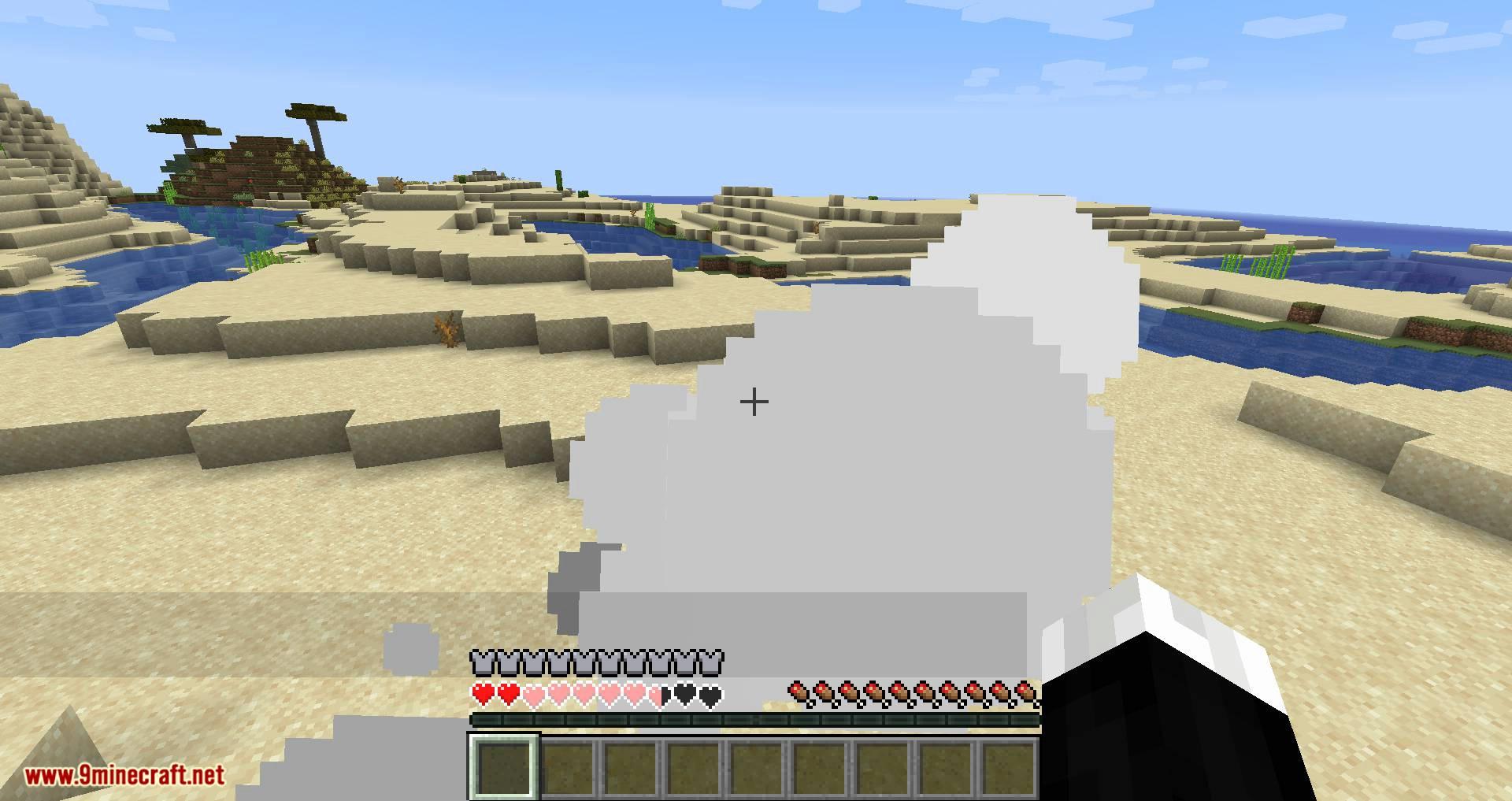 Mod Sisser para Minecraft 04