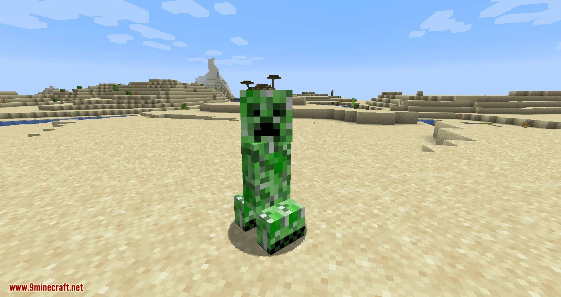 Mod Sisser para Minecraft 01