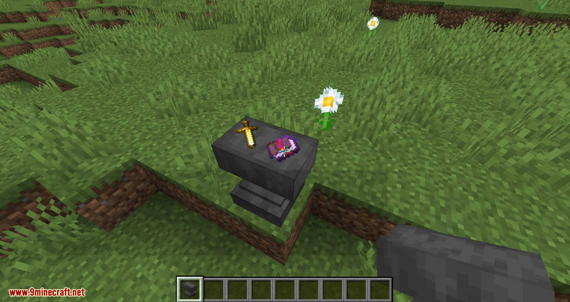 Mod Tweaks de yunque para Minecraft 04