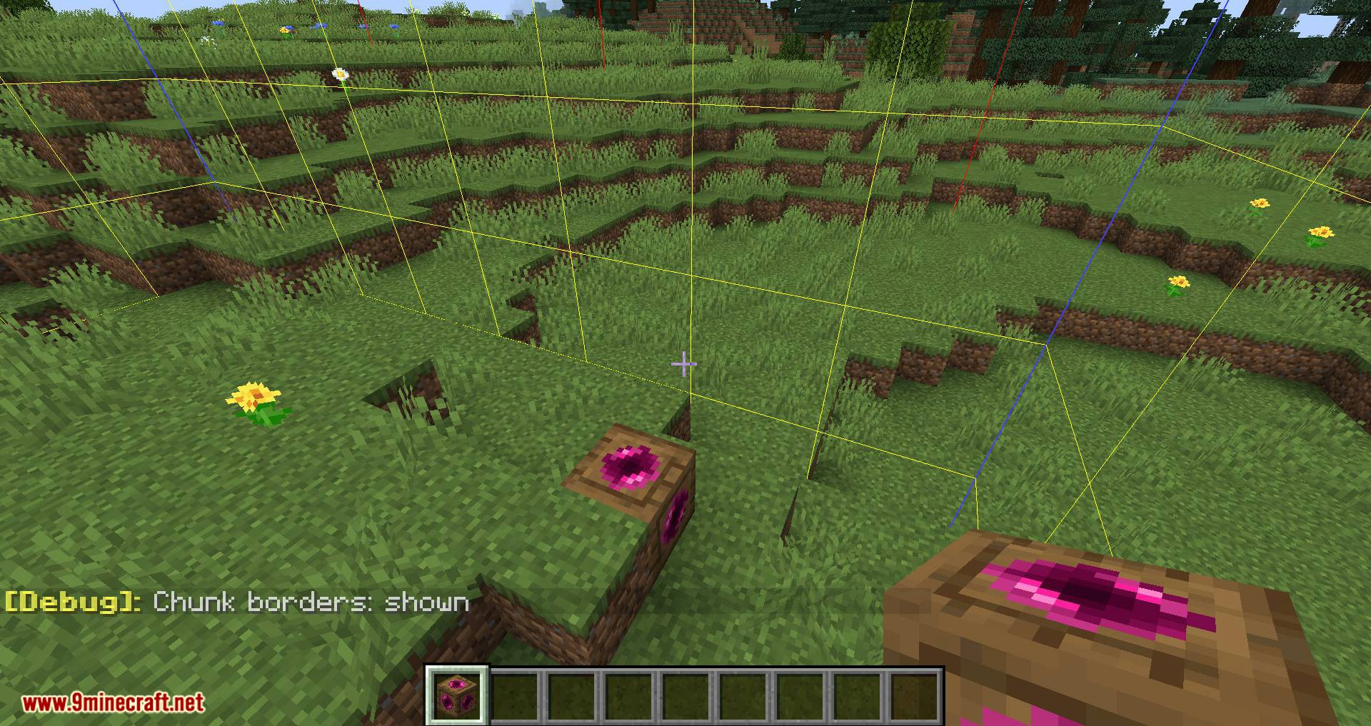 ChunkNoGoByeBye mod para minecraft 05