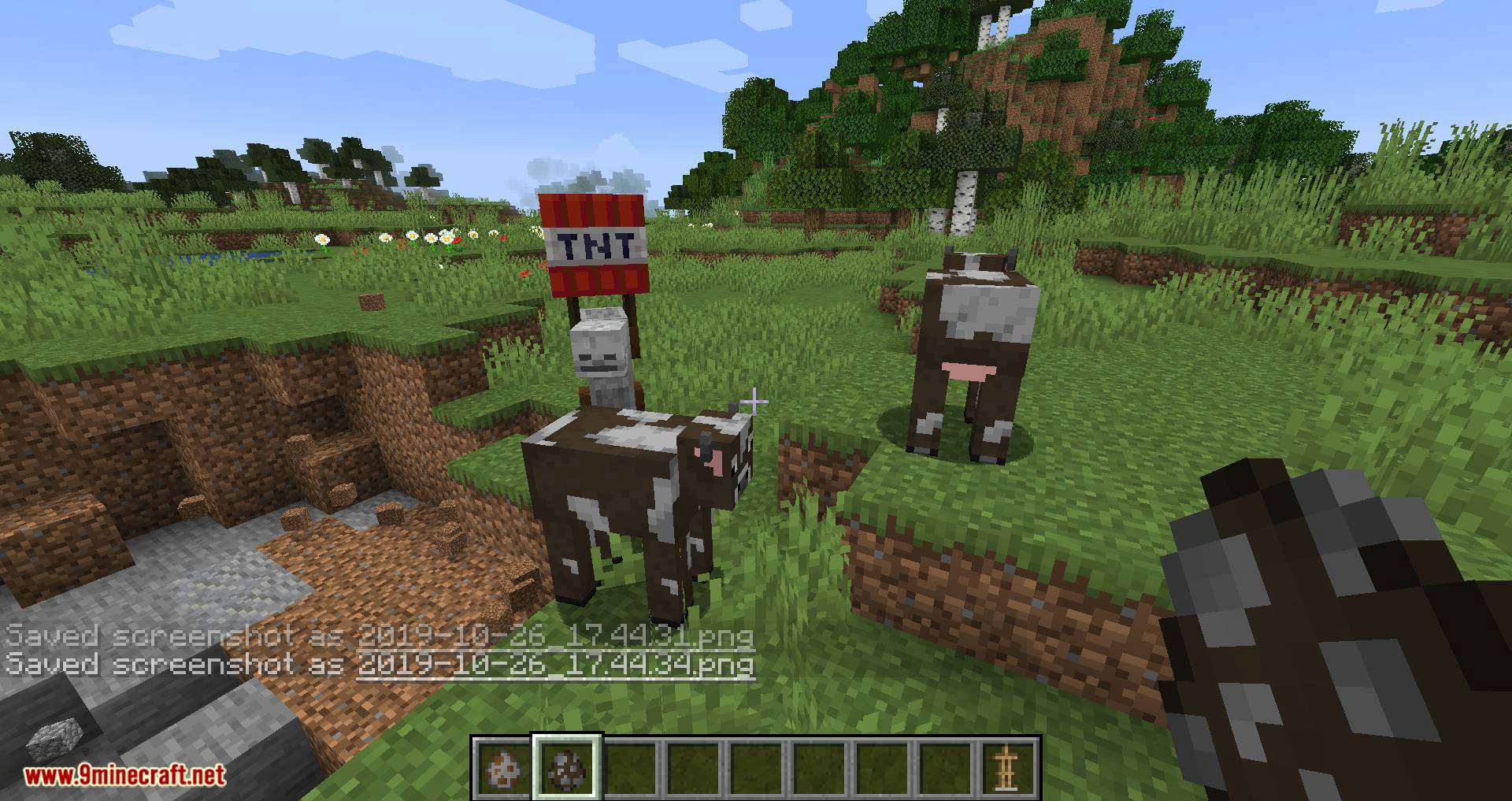 TNT Yeeter mod para minecraft 04