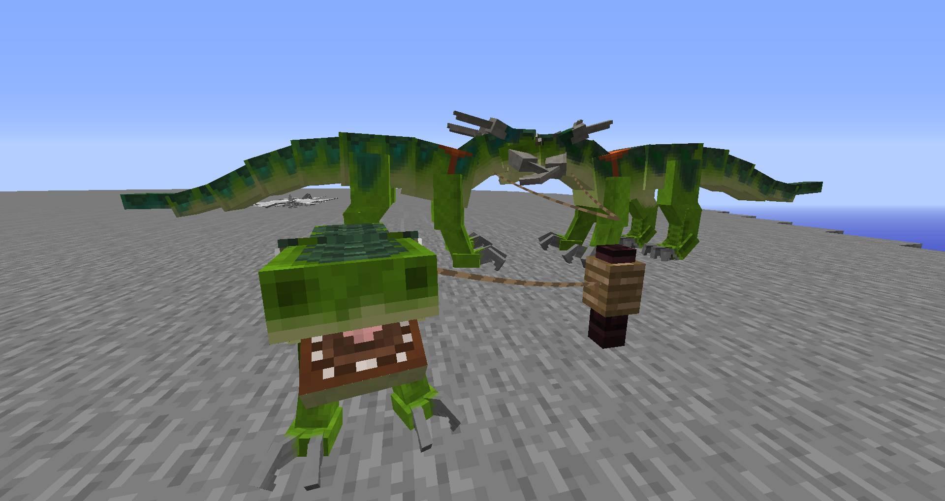 Mod Wyrmroost para Minecraft 26