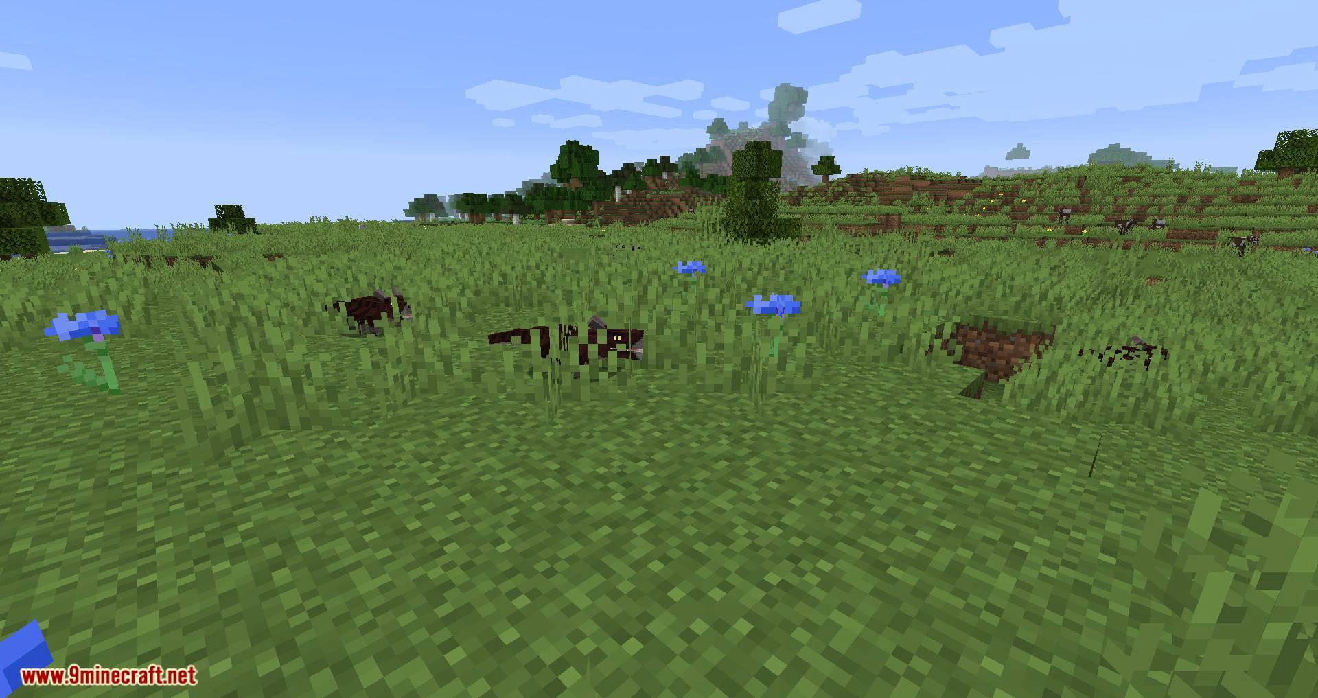 Mod Wyrmroost para Minecraft 02