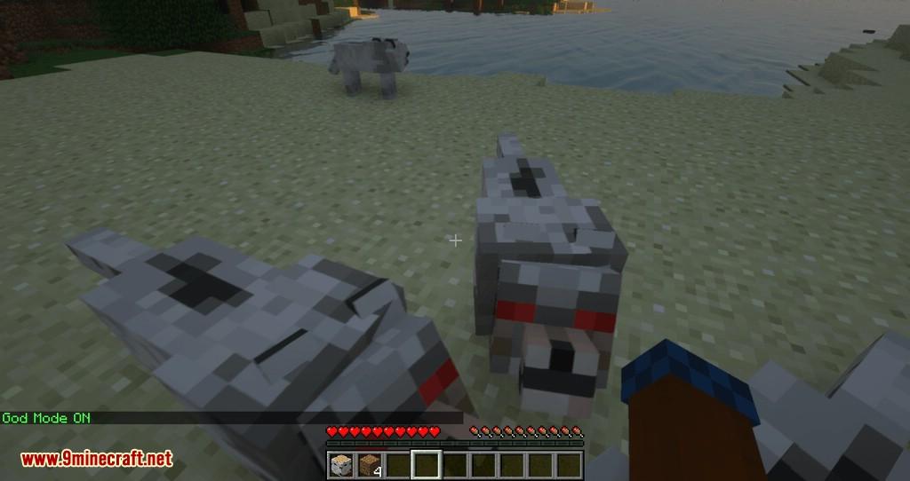 Mod Mycommands para Minecraft 07