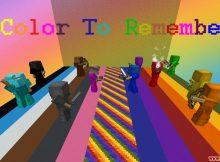 Una miniatura de mapa de color para recordar