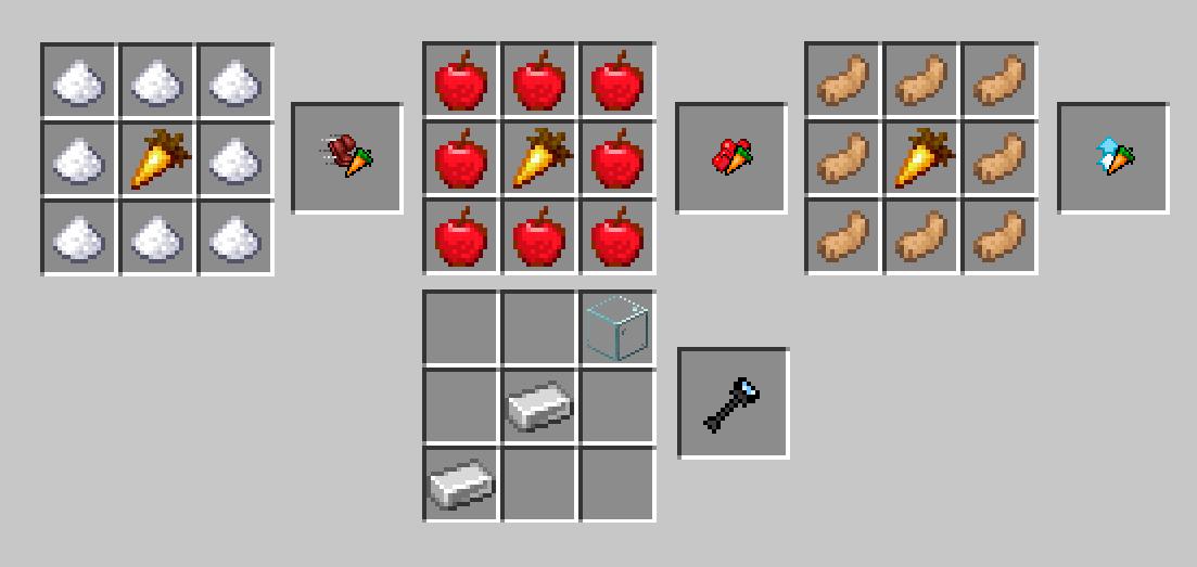 Modificadores de caballo mod para minecraft 22