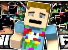 Mod Mankini para el logotipo de Minecraft