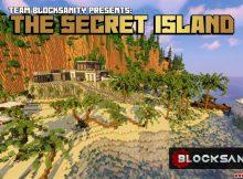 Miniatura del mapa de la isla secreta